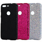 "For Google Pixel 5.0"" Bling Sparkle Glitter Coated Hard case cover"