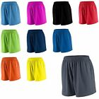 LADIES MOISTURE WICKING, PINHOLE MESH SHORTS, DRAWCORD WAIST, SOLID, S M L XL 2X