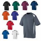 MEN'S PERFORMANCE SHORT SLEEVE, RUNNING, SPORT, ATHLETIC T-SHIRT, S M L XL 2X 3X