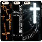 Cross Jesus Christ Pattern Protector Case Cover For Apple iphone 6 6s 7 Plus