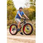 "26"" Mongoose Dolomite Men's 7-speed All-Terrain Fat Tire Mountain Bike"