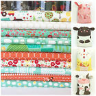MODA 'Farm Fun' Fabric bundles, Polyester Fillng & 4 Piece panel for sewing