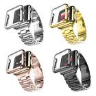 Stainless Steel Wrist Bracelet Clasp iWatch Strap for Apple Watch Series 2 / 1