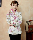 Free Shipping Chinese Traditional Women's Double Collars  Coats Jackets  M-3XL