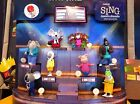 SING McDonald Happy Meal 2016 ASIA Collection