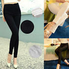 Fashion Women Lace High Waist Skinny Slim Stretch Pencil Pants Leggings Trousers