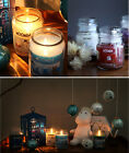 Moomin Scented Candle Large Jar 580g Home Deco Fragrance 9Types