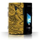 STUFF4 Phone Case/Cover for Sony Xperia ion LTE/LT28 /Melted Liquid Metal Effect