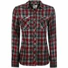 R.E.D. by EMP  Camicia donna - Checked Oilwash Shirt