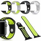 Replacement Sports Silicone Bracelet Strap Band for Apple Watch Series 1 Series2