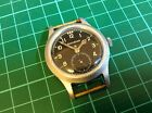 Jaeger LeCoultre WWW Military Watch. Dirty Dozen Le Coultre Post-WW2