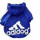 Puppy Pet Dog Clothes Hoodie Winter Sweatshirt Shirt Pet Coat Jacket S-9XL <br/> USA SELLER! SHIPS WITHIN 24 HOURS OF PAYMENT!