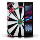 STUFF4 Back Case-Cover-Skin for Sony Xperia Z Ultra-Darts Photo
