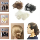 3pc Hair Fine Nets Bun Equestrian Sport Cooking Slumber Mesh Invisible Cover Cap