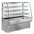 Zoin Harmony Ventilated Bakery Serve Over Counter Chiller Food Display