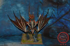 25mm Warhammer DPS Painted Vampire Counts Vampire Lord on Zombie Dragon AP0873