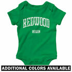 Redwood Empire California One Piece - Baby Infant Creeper Romper NB-24M - Gift