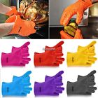 Home Kitchen Tool Heat Resistant Glove Oven Pot Holder BBQ Baking Cooking BF9