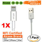 Original Geniune Apple iPhone 5S 6S 7 Plus MFI Lightning USB Cable Data Charger