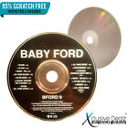 BFORD 9 by Baby Ford electronic acid tech house IDM 1992 album CD DISC ONLY #XD1