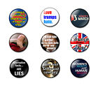 ANTI Donald Trump 25 or 38mm button badge / magnet ALT FACTS womens rights