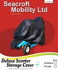 Deluxe Mobility Scooter Storage Cover