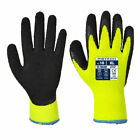 Portwest A143 Thermal Soft Grip Gloves Latex Foam - 108 & 216 Pairs