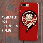 Funny Betty Boop for iPhone 7 & 7 Plus Case Cover $28.18 CAD