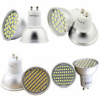 12XGU10 24/80SMD LED 120°WIDE ANGLE ALUMINUM Dimmable Downlight BULB LAMP Energy