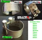 Milltek Sport Stainless Steel Exhaust Pipe Clamp For Porsche 911 964 955 Cayenne