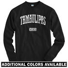 Tamaulipas Mexico Long Sleeve T-shirt - LS Men S-4X - Gift Reynosa Matamoros MX