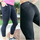 ❤NWT Lululemon All The Right Places Crop II Black Luxtreme 6 Small Speed Yoga S