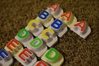 Leap Frog Fridge Phonics Replacement Magnetic SMALL CAPITAL Letters -Individual