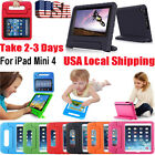 Baby Kids Shock Proof Eva Foam Handle Safe Smart Case Cover For Ipad Mini 4 Us