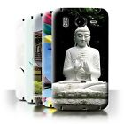 STUFF4 Back Case/Cover/Skin for HTC Desire HD/G10/Inner Peace