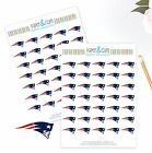 New England Patriots Planner Stickers - Perfect for all Planners - Erin Condren $2.5 USD on eBay