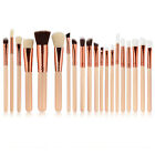 20pcs professionnel Maquillage Set Brush Pinceau Eyeliner Lip cosmétique pinceau