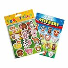 Farm Animal Stickers Sheet Party Bag Fillers, Kids Favours Small Toys Rewards