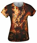 """Yizzam - """"The Fall of the Damned""""- New Womens Top Women Tshirt Tee"""
