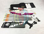 "Pink 66"" RHD Core Archery Jet Take Down Recurve Bow & Complete Package"