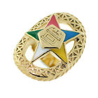 Masonic rings ebay Order of the Eastern Star Ring - Gold Color Web OES Rings