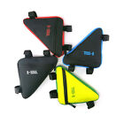 Bike Bags Cycling Bicycle Waterproof Triangle Front Tube Frame Package 4-Colors