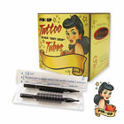 Pin Up Round Tip Rubber Disposable Tubes, Rubber Tattoo Tubes, Tattoo Stems