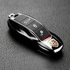 Key Fob Cover Shell OE For Porsche Cayenne, Panamera, Macan, 911, Boxster