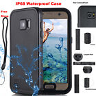 Swimming Shockproof Waterproof Dust Dirt Proof Case Cover for Samsung Galaxy S7
