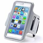 *Gym Running Jogging Arm Band Sports Case Holder Strap for Apple iPhone Armband*