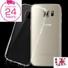 Ultra Slim Soft TPU Silicone Rubber Gel Back Case Cover for Samsung Galaxy Model