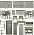 Premium Corona Solid Pine Grey Wash Living, Dining & Occasional Furniture Range