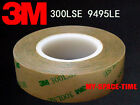 3M 9495LE 300LSE Clear Transparent Double-Sided Adhesive Tape for Cell phone LCD