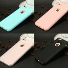Ultra-thin Slim Silicone Soft TPU Gel Back Case Cover Skin For iPhone 6/6S PLUS